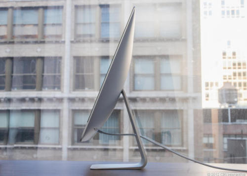 The new iMac: Trimmed down, amped up  Apple sticks to the fundamentals here, relying on killer design and great features to stay at the front of the all-in-one pack.  Read the full review