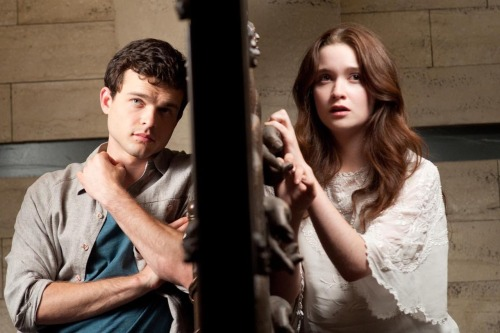 Meet Alden Ehrenreich and Alice Englert: The young actors play the lead roles in upcoming film Beautiful Creatures, which is poised to be a hit in 2013. Learn more about the rising stars here »