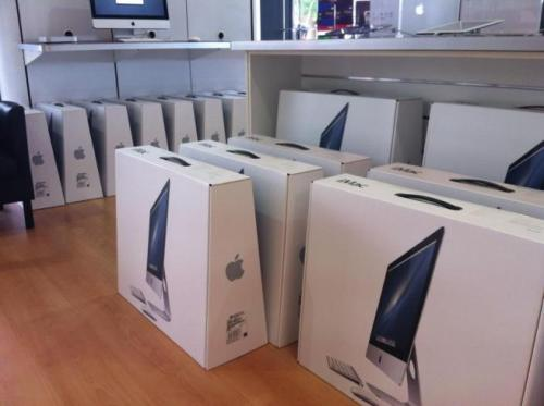 The iMac's boxes look awkward to me.