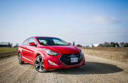 2013 Hyundai Elantra Coupe (by Elan Shi | Photography)