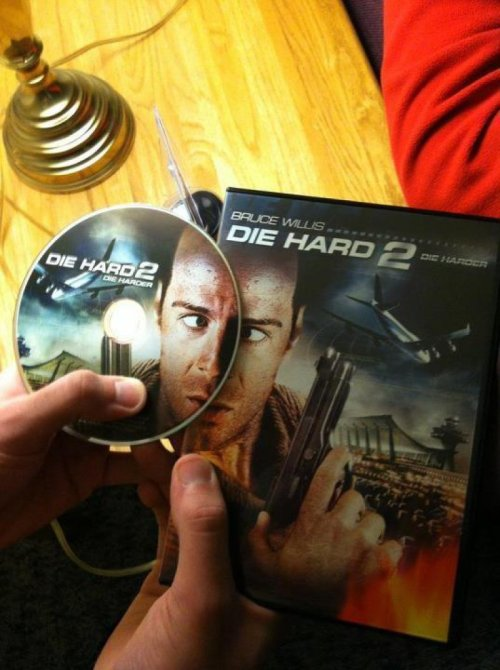 "Bruce Willis Went Too Hard You never go full ""Die Hard""."
