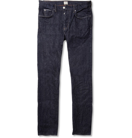 J.Crew // Vintage Straight-Leg Selvedge Jeans my favorite jeans are on sale! Was $145   Now $72.50 50% off