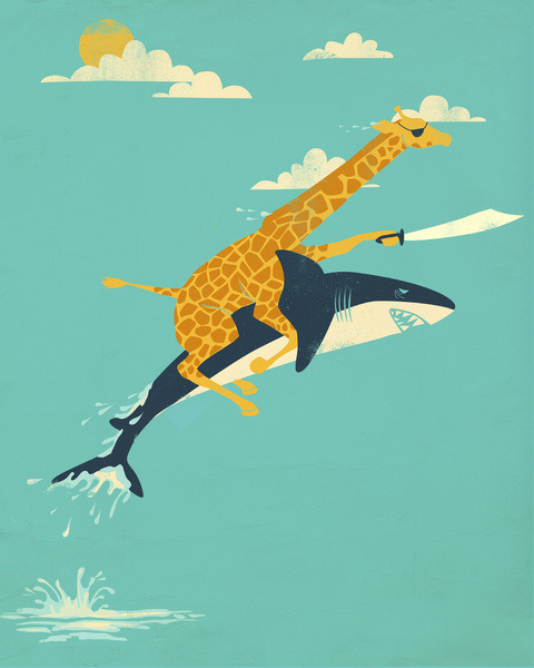 'Onward!' by Jay Fleck