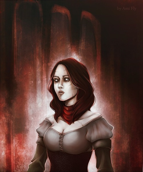 kjfern:  Dragon Age - Bethany Hawke by ~Ami-Fly