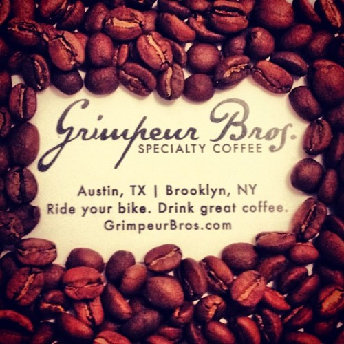 "via grimpeurbrosspecialtycoffee:  Introducing…GrimpeurBros.com Fall-Winter '12 Coffee Portfolio Pack - Just in time for the holidays, we've bundled our Fall-Winter #coffee lineup at a special price for the coffee geek in your life. The portfolio pack features our distinct #SingleOrigin coffees from #Ethiopia, #Tanzania, #Kenya, #Honduras, and our signature chocolatey #arabica blend #espresso. Our #CoffeeGeek Portfolio pack is available exclusively @ GrimpeurBros.com! Plus stay tuned for more holiday #grimpeur #dopeness in the coming days. ~ #9Dub #RiverRoad #peaberry #Greenbelt #CXRacer #DamLoop #pro #cycling #gnar #pourover #chemex #v60 #frenchpress #cleverdripper #dope  DISCLOSURE #1: I am a Co-Founder and one of the Grimpeur Bros.  DISCLOSURE #2: Originally I wanted to call this bundle pack the ""Coffee Geekapalooza Pack."" That got veto'd. Lulz."