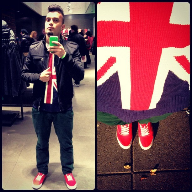 Union jack xx #unionjack#instacollage#british#england#oxfordstreet#london#londoner#desi#dashing#desiboy#english#handsome#swag#dope#stunning#life#likes#love (at Oxfordstreet)
