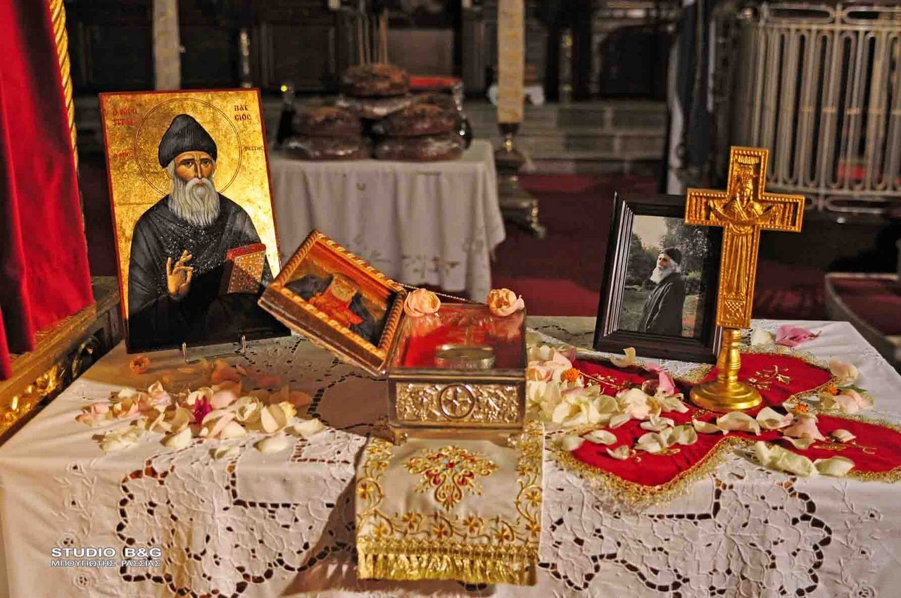 orthodoxwayoflife:  Elder Paisios of Mt. Athos