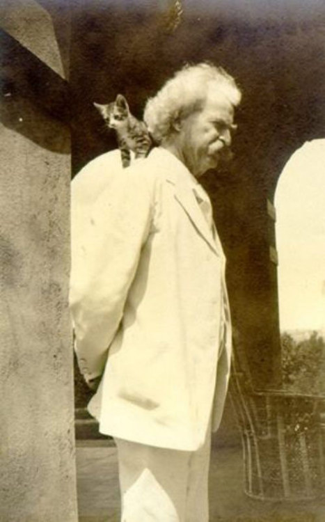 Happy 177th bday Mark Twain