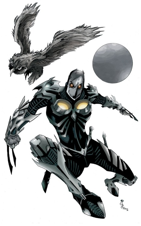 "James Tynion IV talks ""Talon"" Launched in September as part of DC Comics'  ""Zero Month,"" Talon tells the story of Calvin Rose, the Talon who managed to escape his doomed fate. Co-written by Scott Snyder and James Tynion IV and featuring art by Guillem March, this ongoing series spins directly out of this past spring's ""Night of the Owls"" crossover event that spanned the Bat-family of titles… Read More"