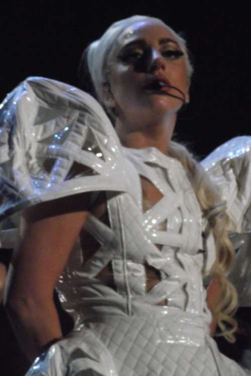 Born This Way Ball Manchester