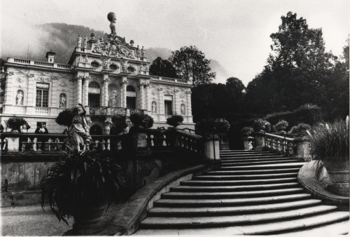 Linderhof Palace, Near Ettal, Germany.
