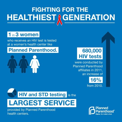 World AIDS Day and every day, we're fighting for the healthiest generation. Do your part – get yourself tested and tell your friends. Make an appointment today!    http://bit.ly/TzOeq2