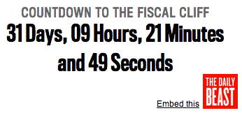 *That sound from 'Law & Order'*  (All of our fiscal cliff coverage, complete with live countdown, in one place.)