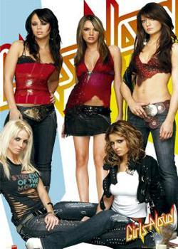 Happy 10th Birthday Girls Aloud! Love you all Always :) #Ten