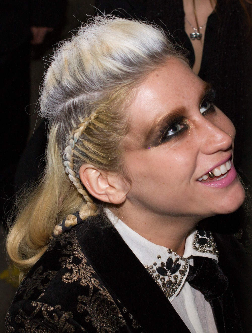 Looking good (?), Ke$ha!