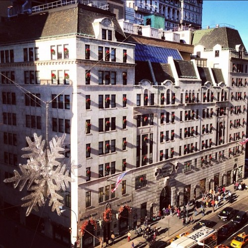 'tis the season.  Liz (better known on instagram as @newyorkcity) shares her Holiday NYC Secrets with BG Vision