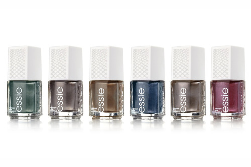 Let Essie's new Repstyle Collection slither its way into your next manicure. Check out the stylish new line »