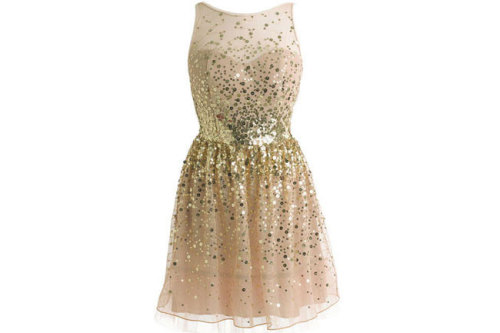 Add some sparkle to your step in one of these festive party dresses » delias.com