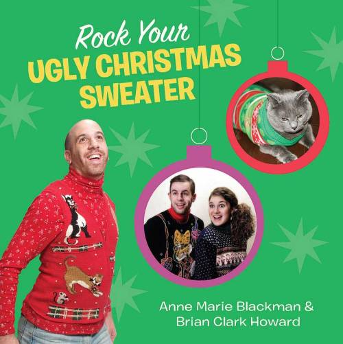 Green your holidays with an ugly Christmas sweater With the holidays just around the corner, you're probably thinking of how you can go a bit greener this Christmas. Enter the ugly Christmas sweater. You heard me. An ugly Christmas sweater is a great way to add some eco-friendliness, humor, and faux-style to your holidays. If you find yourself in need of inspiration for an ugly Christmas sweater, look no further than the new book, Rock Your Ugly Christmas Sweater.