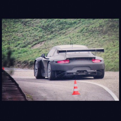 cultofporsche:  Works Porsche 991 RSRs will race at #LeMans and in World Endurance next year. #porsche #cultofporsche #greatnews