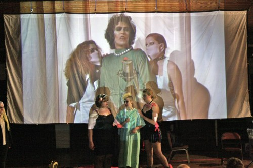 The Rocky Horror Picture Show on November 17th! Did you go to the show? What did you think?