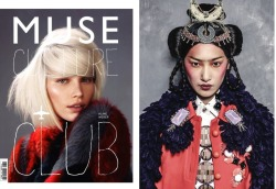 Eye of the world designs in Muse magazine
