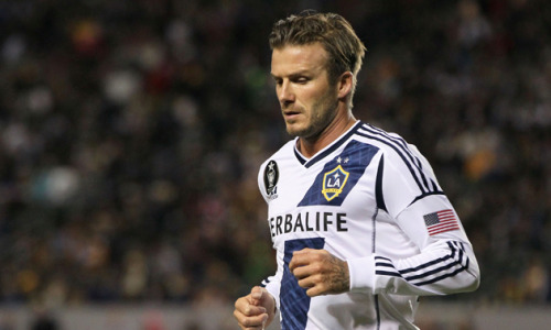 Goodbye, David Beckham
