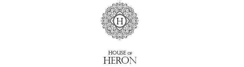 House of Heron logo design