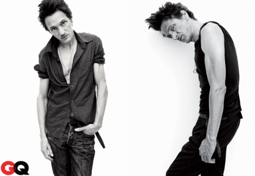 Stud of the Year: John Hawkes He played a creepy meth addict in Winter's Bone and a creepy cult leader in Martha Marcy May Marlene, but in The Sessions—the feel-good polio comedy of the year—gangly, craggy character actor John Hawkes plays a man immobilized from the neck down and desperate to lose his virginity and, in the process, reinvents himself as a charming leading man.