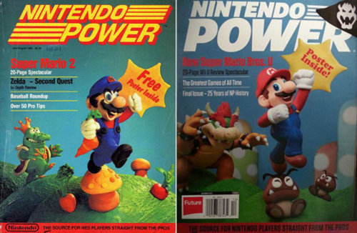 End of a Dyanasty #NintendoPower