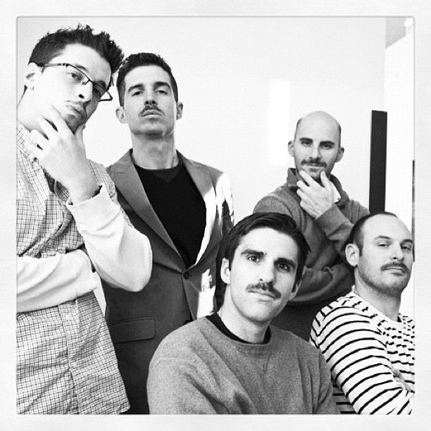 Mad respect to all the #MoBros that made it! Happy #Movember 30th (at kbs+p)