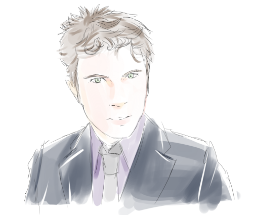 drew-winchester:  Toby~ I'm still looking at my old drawings and feel like sharing some. So here's a sketch of Toby Turner, a youtuber that a dear friend introduced to me~ ! <3 I should draw Pewdie now O3O