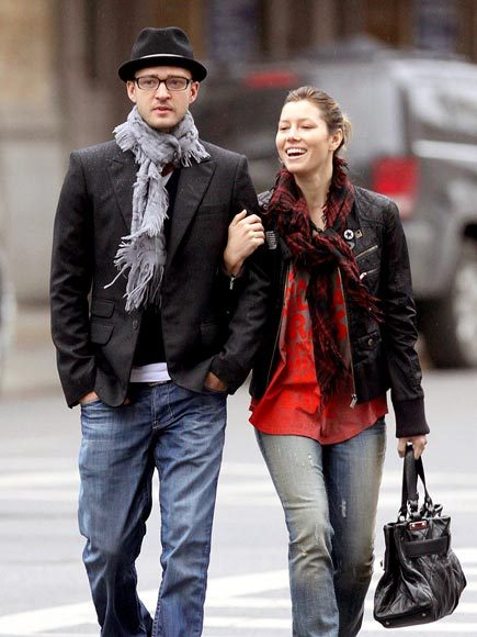 """It just feels incredible.""  - Jessica Biel, on her new life as Mrs. Justin Timberlake, on The Ellen DeGeneres Show"