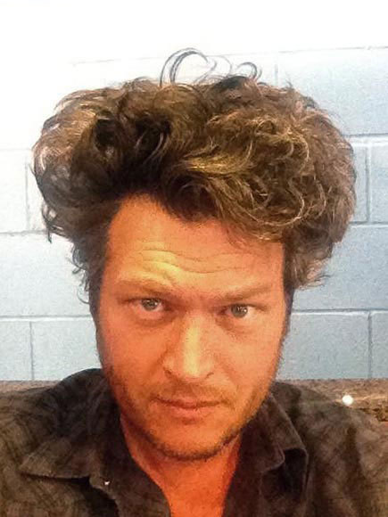 "Celeb Quote of the Week #2    ""I had clearly been drinking.""  – Blake Shelton, on his hair-raising self-portrait on Twitter, to Jay Leno     See more star quotes here!"