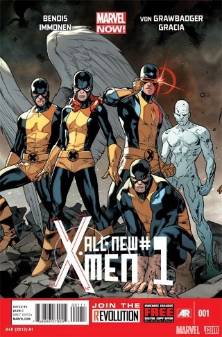 I am reading All-New X-Men                                                  22 others are also reading                       All-New X-Men on GetGlue.com