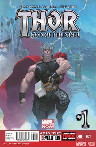 I am reading Thor: God of Thunder                                                  12 others are also reading                       Thor: God of Thunder on GetGlue.com