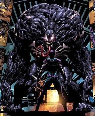 I am reading Venom                                                  12 others are also reading                       Venom on GetGlue.com