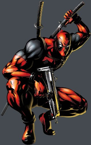 I am reading Deadpool                                      Check-in to               Deadpool on GetGlue.com