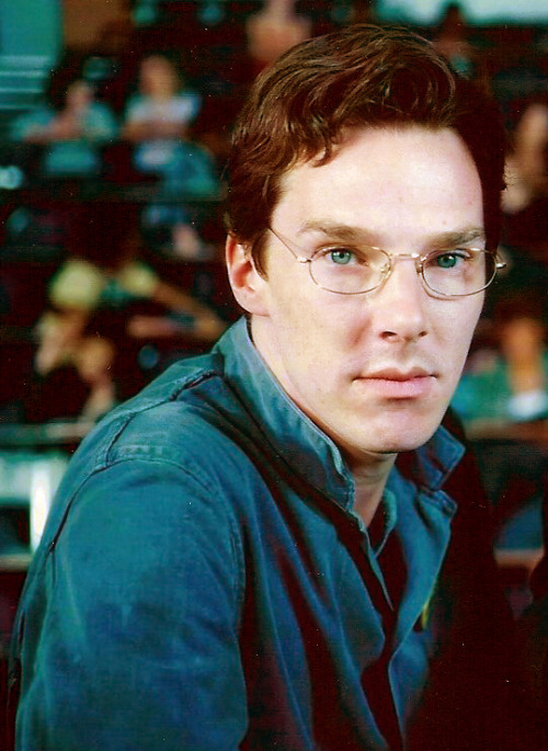 for-redheads:  Benedict Cumberbatch as Alexander Masters in Stuart: A Life Backwards (2007)