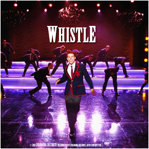 4x08 Thanksgiving | Whistle Alternative Cover