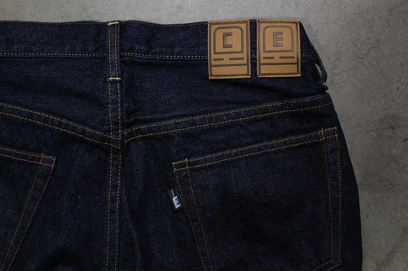 Cav Empt Autumn/Winter 2012 - Selvedge 14 Oz. Denim Pant