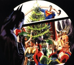 comicbookkissyface:  Mythology:  The DC Comics Art of Alex Ross
