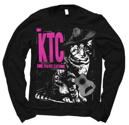 December 2012 King Travis Clothing! These are only available until the end of the month or until they are sold out!