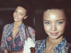 hikatey:  frreckled:  palmist:  a-rtist:  her dimples   miranda kerr  when shes in a neck brace now :((((( i hate u drunk la taxi driver just runnin into our aussie gem  BEST PHOTO OF HER