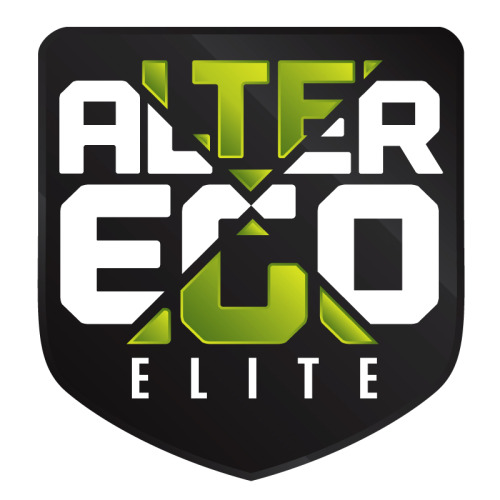 New identity for Alter Ego Elite Crossfit and conditioning training.