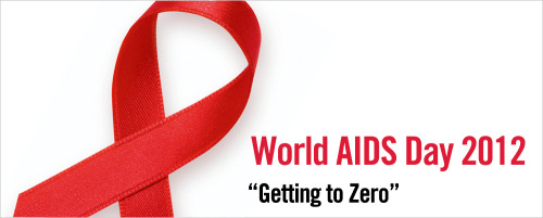 pubhealth:  Today is World AIDS Day UNAIDS reports a more than 50% drop in new HIV infections across 25 countries as countries approach the 1000 day deadline to achieve global AIDS targets  In addition, the number of people with access to antiretroviral therapy increased by 63% in the last 24 months—AIDS-related deaths fell by more than 25% between 2005 and 2011 globally. (From UNAIDS)