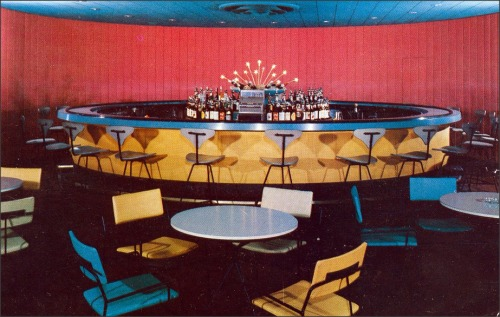 1950sunlimited:  Far Hills Inn Rustic Bar and Lounge Somerville NJ Edge and corner wear