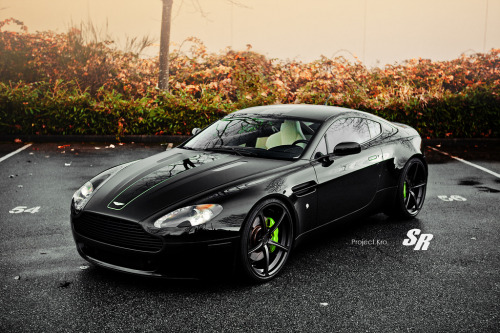automotivated:  Aston Martin Vantage 'KRO' PUR (by srautogroup.com)