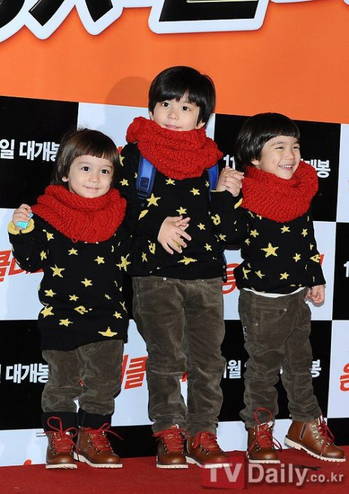mydearself:  these kids attending a movie premiere oh God…….. XD