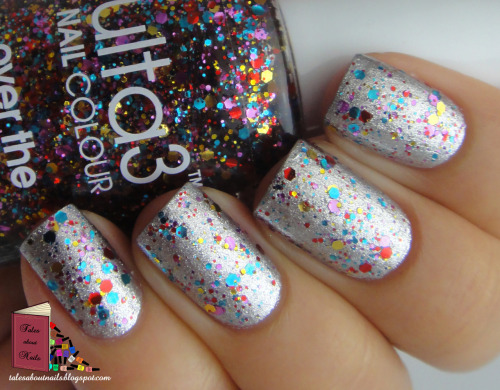 Ulta3 - Over The Rainbow http://talesaboutnails.blogspot.com.au/